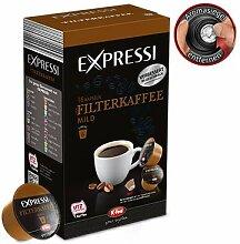 K-Fee Lounge Expressi Filterkaffee mild