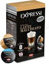 K-Fee Lounge Expressi Latte Macchiato