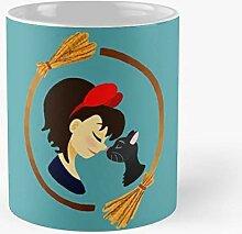 K-i-k-i Delivery Service Classic Mug Best Gift