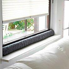 K&N Schurwolle Fenster-Zugluftstopper