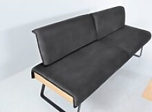 K+W Komfort & Wohnen Sitzbank Deseo II, gepolstert