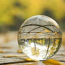 K9 Glaskugel Klar Kristalkugel Kristallbälle für