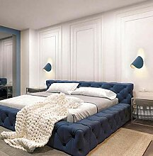 KAAK Drehbare Wandlampe Schlafzimmer