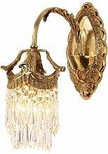 KAAK Französisch Kristall Lampe Wohnzimmer Im