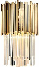KAAK Und Einfache Kristallwandlampe Retro
