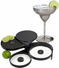 Kabalo Margarita Glas rimmer für Salz Zucker und