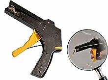 Kabelbinderzange 2,5 – 4,8mm mit Schneidefunktion und einstellbarer Spannkraf