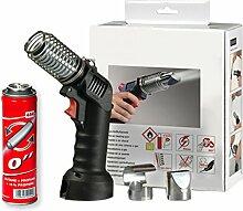 Kabellose Heißluftpistole Gasfeuerzeug Hot Air