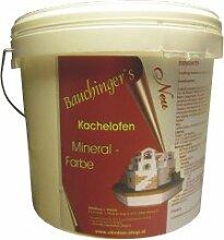 Kachelofen Farbe Mineralfarbe weiß 10 kg