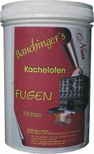 Kachelofen Fugenmasse 0,5kg 000schwarz
