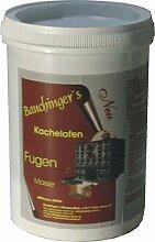 Kachelofen Fugenmasse 097 Schwarzrot/Basalt 0,5kg