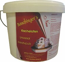 Kachelofen Kreativputz 1kg