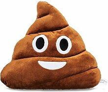 Kackhaufen Poop Emoji Weiche Gefüllte Plüsch