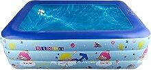 Kacsoo Pool Rechteckig Children's Aufblasbarer