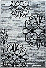 KADIMA DESIGN Designer Moderner Teppich Tresco Rug