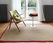 KADIMA DESIGN Moderner Designer Teppich Bordered