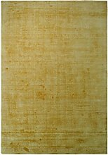 KADIMA DESIGN Teppich Luxury 110 Gelb 160cm x