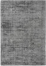 KADIMA DESIGN Teppich Luxury 110 Grau/Anthrazit