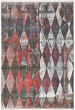 KADIMA DESIGN Vintage Teppich My Laos 120 x 170