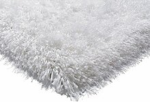 Kadimadesign Canvey Teppich 100x150cm Powder Weiß