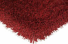 Kadimadesign Canvey Teppich 200x300 cm Ruby Rot