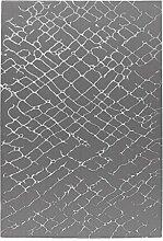 Kadimadesign Pierre Cardin-Markenteppich Bellevie Exclusive 410 Silber 120cm x 170cm
