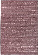 Kadimadesign Pierre Cardin-Markenteppich Bellevie Exclusive 310 Rosa 120cm x 170cm
