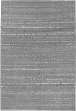 Kadimadesign Pierre Cardin-Markenteppich Bellevie Exclusive 310 Silber 80cm x 300cm