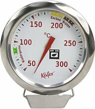 Käfer T404H Backofen-Thermometer, analog