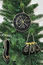 Kaemingk Königlicher Christbaumschmuck Hut