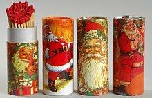 Kaemingk Streichhölzer im Köcher Weihnachten (10