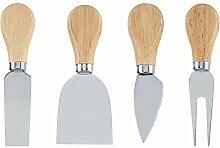 Käse Messer Satz, Stahl Käse Messer 12.5 cm