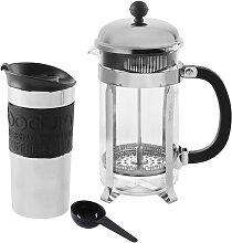 Kaffebereiter mit Travel Mug 1,0 L