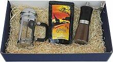 Kaffee- 250 g Äthiopien Mokka ganze Bohne, Mühle