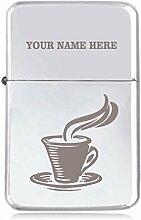 Kaffee Design–personalisierbar Star