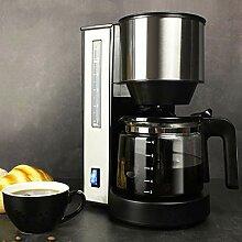 Kaffee Espresso-Maschine, Edelstahl Teekanne,
