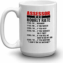 Kaffee-Haferl - ASSESSOR HOURLY RATE