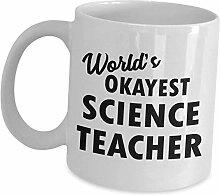 Kaffee-Haferl für Lehrer Geschenke lustige