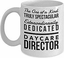 Kaffee-Haferl, Geschenke für Daycare Director-die