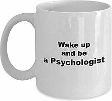 Kaffee-Haferl Psychologe inspirieren - Geschenke