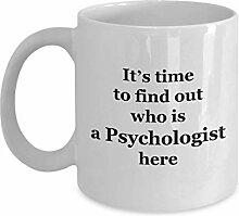 Kaffee-Haferl Psychologe lustig - Geschenke für
