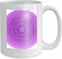 Kaffee-Haferl Tee Cupabstract Traumfänger Design