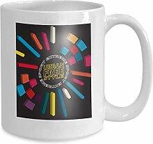 Kaffee-Haferl Tee Cupextreme Sport Typografie