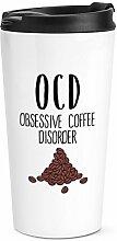Kaffee OCD Reise Becher Tasse