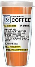 Kaffee Sehstärke Klauenhammer, Becher Tumbler