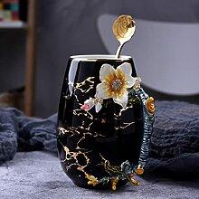 Kaffee Tasse Geschenk Bone China Kaffeetasse