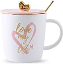 Kaffee Tasse Geschenk Liebesthema