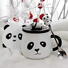 Kaffee Tasse Geschenk Panda Becher Kaffee
