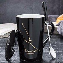 Kaffee Tee Wasser Becher Becher Set Porzellan