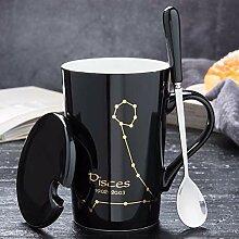 Kaffee Tee Wasser Becher Set Porzellan Becher Set